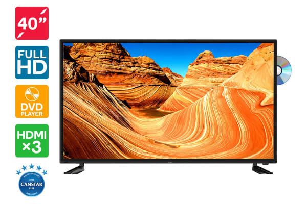 "Kogan 40"" Full HD LED TV & DVD Combo (Series 7 GF7000)"