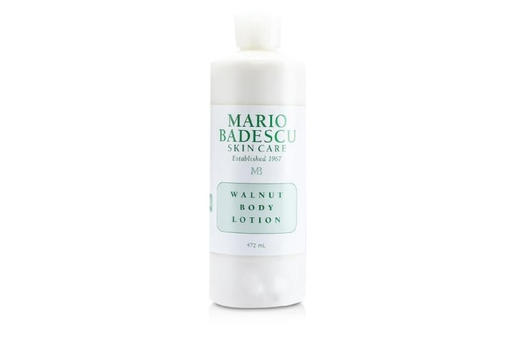 Mario Badescu Walnut Body Lotion - For All Skin Types 472ml