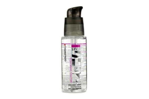 Goldwell Style Sign Gloss Melting Diamonds Brilliance Drops (Salon Product) (50ml/1.7oz)
