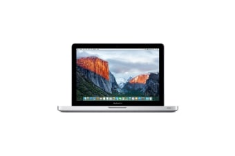 MacBook Pro 13 Mid 2012 - i5 2.5GHz 4GB RAM & 500GB HDD (Fair Grade)