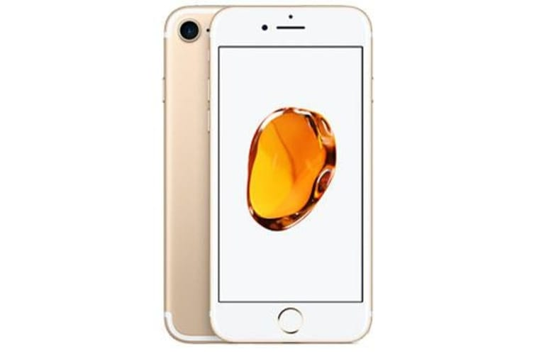 New Apple iPhone 7 256GB 4G LTE Gold (FREE DELIVERY + 1 YEAR AU WARRANTY)