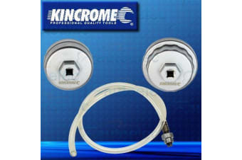 KINCROME 3 PIECE TOYOTA OIL FILTER END CAP REMOVER WRENCH SET BIT REMOVAL K8175