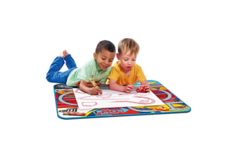 Tomy Aquadoodle Disney Cars Water PlayMat Drawing/Activity/Kids/Children/Art/Toy
