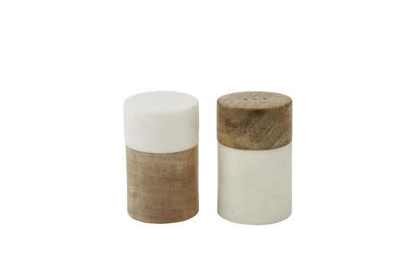 Academy Eliot Salt & Pepper Shakers Set of 2