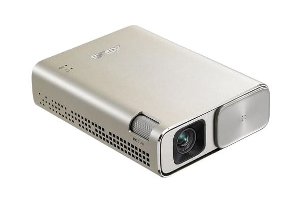 ASUS ZenBeam Go E1Z 854x480 WVGA 150 Lumens USB-C LED Pocket Projector (E1Z)