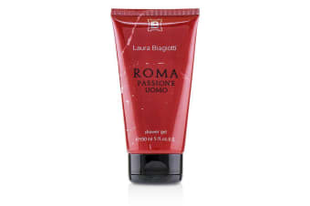 Laura Biagiotti Roma Passione Uomo Shower Gel 150ml