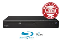 Blu-ray Player Slim with BD Live - Full HD 1080P