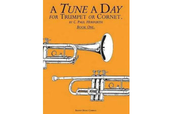 A Tune A Day For Trumpet Or Cornet Book One