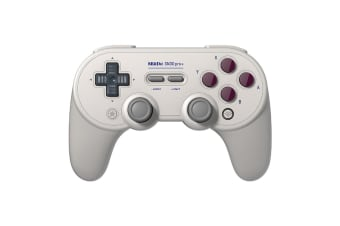 8BitDo SN30 Pro+ Bluetooth Gamepad - G Classic Edition (80GC)