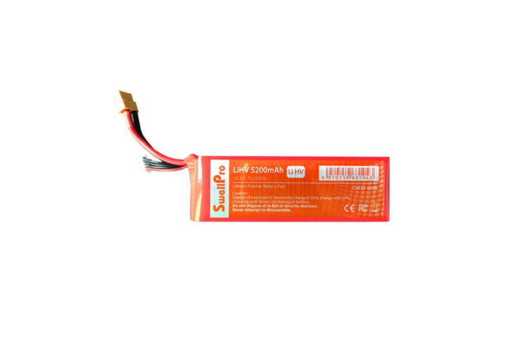 SwellPro 4S High-Voltage Battery for SplashDrone 3/3+ (5200mAh)