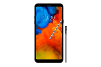 "[Open box - As New] LG Q Stylus (4G/LTE, 6.2"", 32GB/3GB, IP68) - Black"