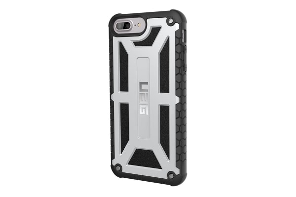 UAG iPhone 7 Plus/6 Plus/6s Plus Monarch Case - Platinum
