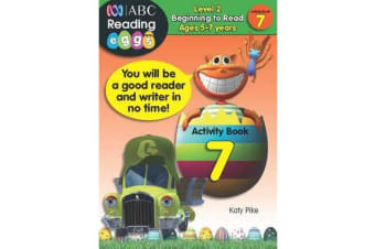 Beginning to Read Level 2 - Activity Book 7