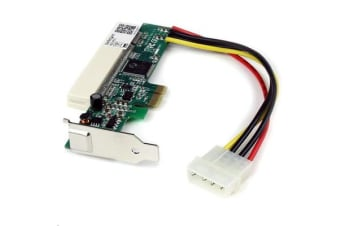 STARTECH PEX1PCI1 PCI Express to PCI Adapter Card