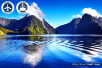 NEW ZEALAND: 18 Day Sydney to Auckland Cruise Package Including Flights