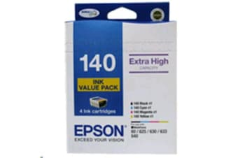Epson 140 INK CARTRIDGE VALUE PACK