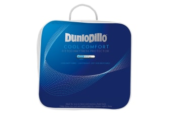 Dunlopillo Coolmax Mattress Protector (Queen)