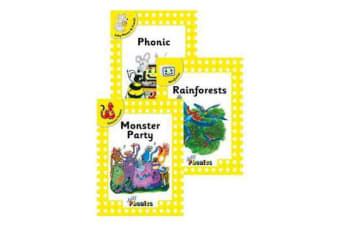 Jolly Phonics Readers, Complete Set Level 2 - In Precursive Letters (British English edition)