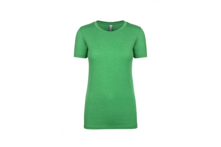 Next Level Womens/Ladies Tri-Blend T-Shirt (Envy) (M)