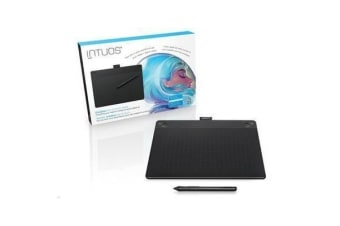 Wacom Intuos CTH-690 with Art bundled software