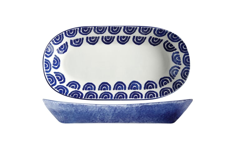 Maxwell & Williams 43x22cm Suomi Oblong Serving Tableware Soup Salad Bowl