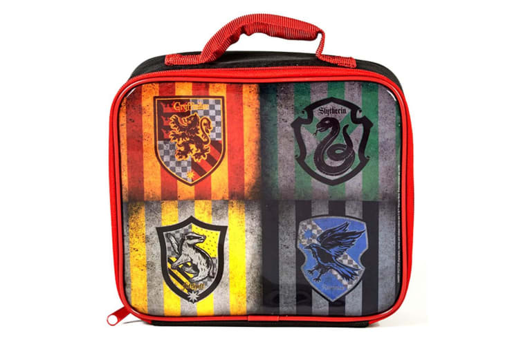 Harry Potter Lunch Bag (Multicoloured) (One Size)