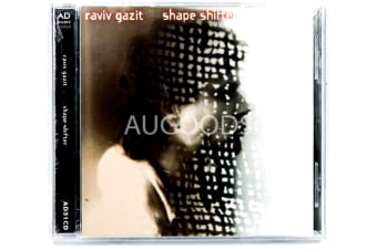 Raviv Gazit - Shape Shifter BRAND NEW SEALED MUSIC ALBUM CD - AU STOCK