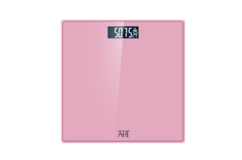 Electronic Measuring Device-Digital Home Body Bath Scale Pink
