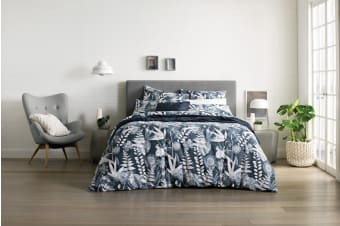 Sheridan Niland Quilt Cover Set (Midnight)
