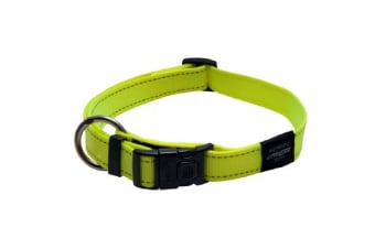 Rogz Dog Collar Dayglow - XL