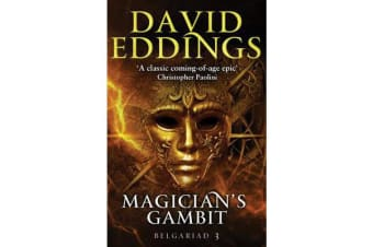 Magician's Gambit - Book Three Of The Belgariad