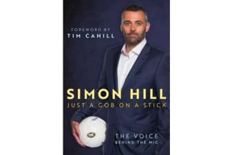 SIMON HILL - JUST A GOB ON A STICK