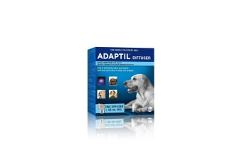 Adaptil Calming Diffuser & 48ml Refill for Dogs & Puppies Stress Anxiety