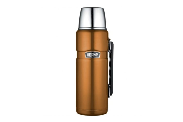 Thermos 1.2 Litre Drink Bottle -copper