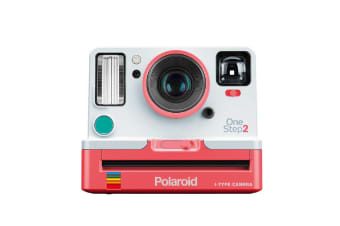 Polaroid OneStep 2 Viewfinder i-Type Camera - Coral Limited Edition