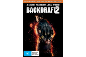 Backdraft 2 DVD Region 4