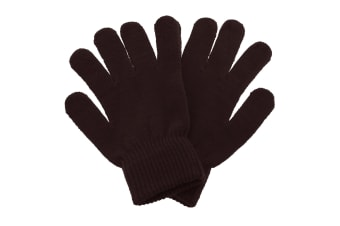ProClimate Inspirations Womens Magic Gloves (Black) (One Size)