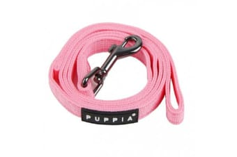 Puppia Soft Two-Tone Lead Pink