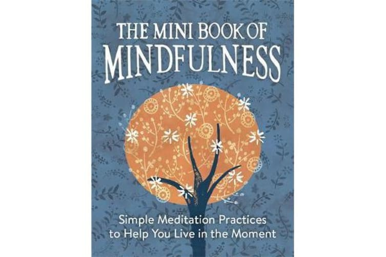 The Mini Book of Mindfulness - Simple Meditation Practices to Help You Live in the Moment