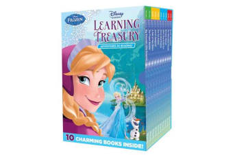 Disney Learning - Frozen: Learing Treasury