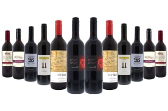 Fabulous Squad Margaret River Red Mixed - 12 Bottles