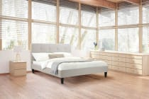 Ovela Bed Frame - Positano Collection (Queen) - Assembly Manual