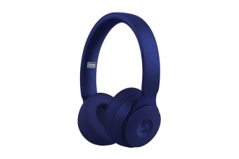 Beats Solo Pro Wireless Noise Cancelling Headphones (Dark Blue)