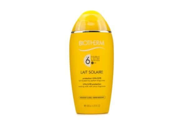 Biotherm Lait Solaire SPF 6 UVA/UVB Protection Melting Milk (200ml/6.76oz)