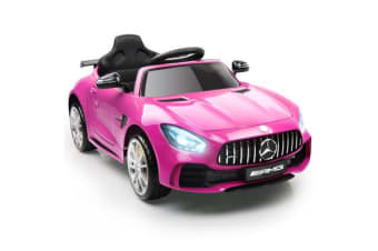Rigo Kid's Ride on Mercedes-AMG GT R – (Pink)