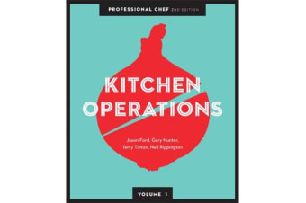 Professional Chef - Kitchen Operations with Online Study Tools 12 months