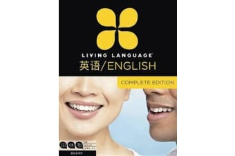 Living Language English for Chinese Speakers, Complete Edition