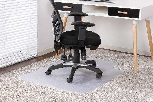 Ovela Chair Mat for Carpeted Floors (120 x 90cm)