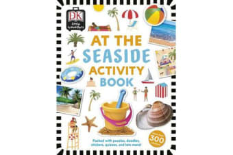 At the Seaside Activity Book - Includes more than 300 Stickers