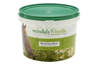 Wendals Herbs Special Easy Mover (Green) (1kg)